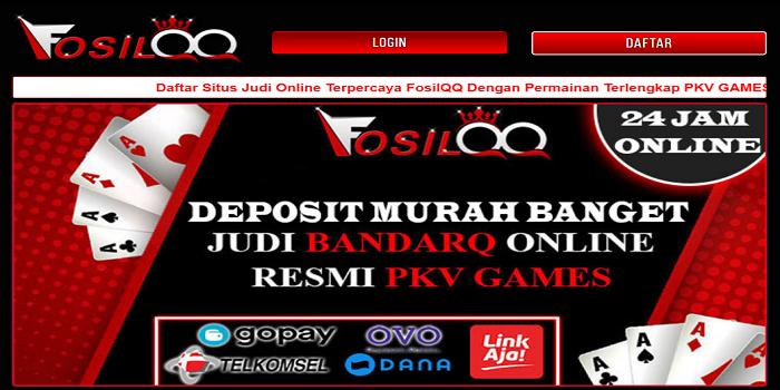 Situs Judi QQOnline Terpercaya